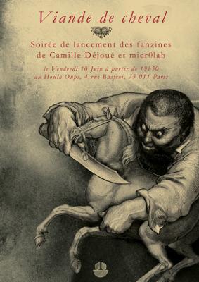 Le vendredi 10 juin à partir de 19h30, au Houla Oups, 4 rue Basfroi, 75011 Paris